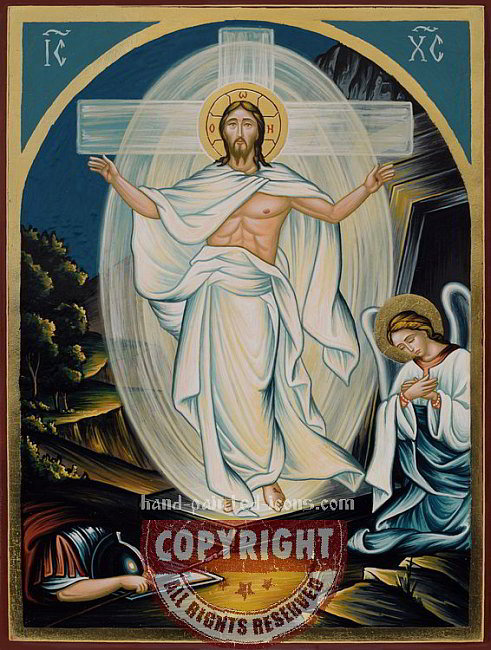 The-Resurrection-of-Christ-hand-painted-icon-28x21cm
